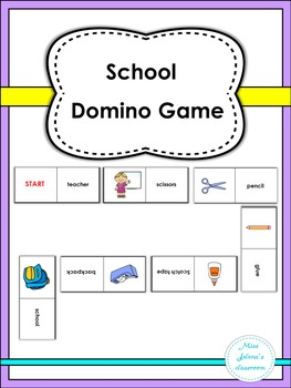 School Domino Game