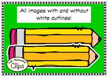 School Doodles  - ClipArt