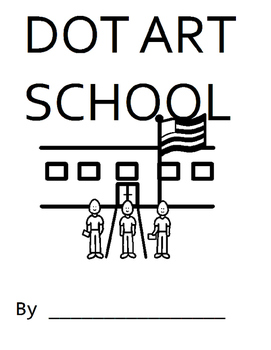School Dot Art