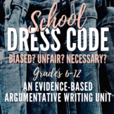School Dress Code: An Evidence-Based Argumentative Writing