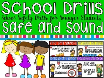 School Drills and Procedures for Young Students