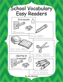 Back to School Easy Readers