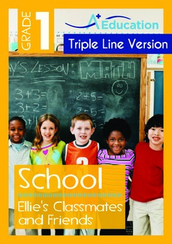 School - Ellie's Classmates and Friends (with 'Triple-Trac