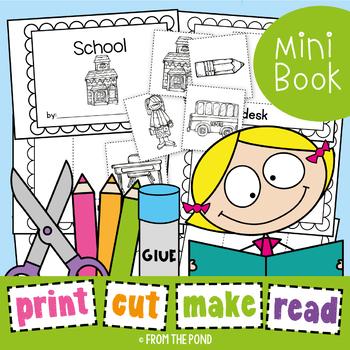 School Emergent Reader