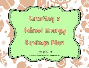 School Energy Savings Plan