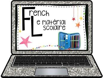 French, School Equipment: Presentation