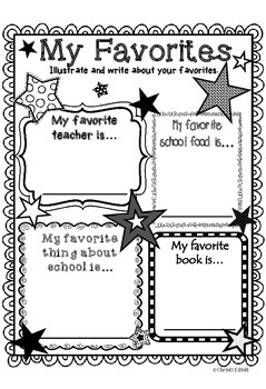 Memory Page {Texas Twist Scribbles}