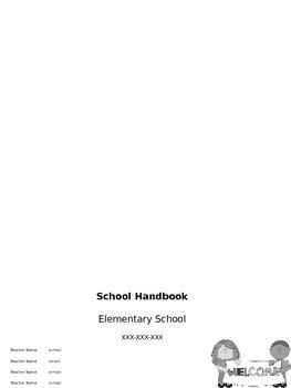 School Flip Book