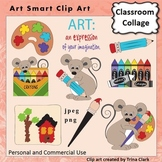 Art Smart Clip Art - Color  personal & commercial use
