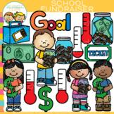 School Fundraiser Clip Art