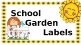 School Garden Labels