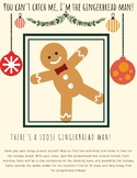 School Gingerbread Man Hunt