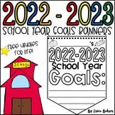 School Goals Banners