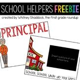 School Helpers FREEBIE