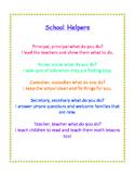 School Helpers