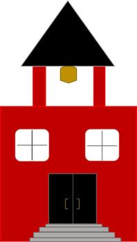 School House Clip Art