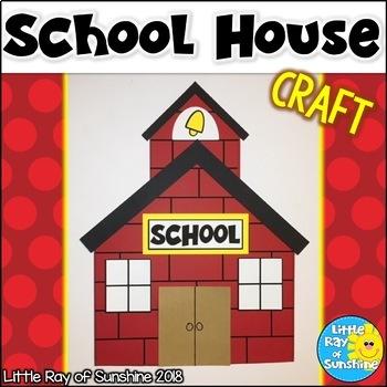 School House Craft: Back to School