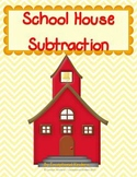 School House - Back to School Subtraction Mats