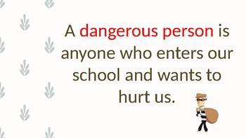 School Intruder/Shooter Safety Powerpoint