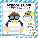 Back to School Craft {School Is Cool}