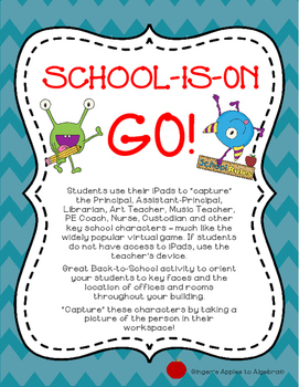 School-Is-On  GO!!