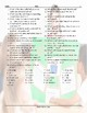 School Items-Places-Subjects Alphabet Soup Worksheet