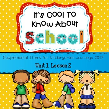 School (It's Cool To Know About School) Journey 2017