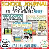 NZ School Journal Level 2 Activities BUNDLE | Paper-based