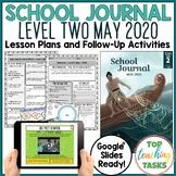NZ School Journal Level 2 May 2020 Activities | Paper-base
