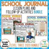 NZ School Journal Level 3 Activities BUNDLE | Paper-based