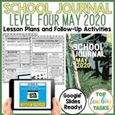 NZ School Journal Level 4 May 2020 Activities | Paper-base