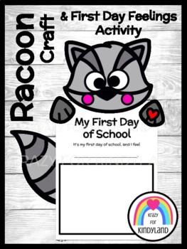 School: Raccoon Craft and Writing