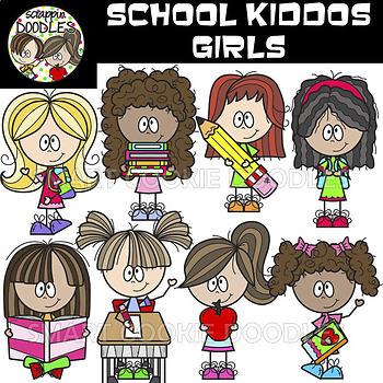 School Kiddos - Girls