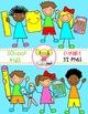 School Kids Clipart