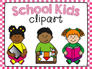 School Kids Clipart