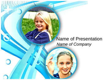 School Kids PPT Template