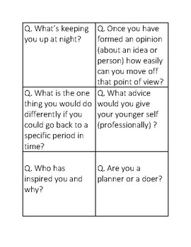 School Leader Conversation Fire Starters (Full Version)