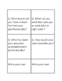 School Leader Conversation Fire Starters (Full Version)