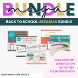 School Librarian Back to School Bundle