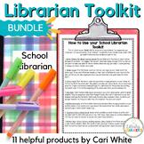 School Librarian Toolkit Bundle