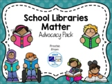 School Libraries Matter Advocacy Pack 2019