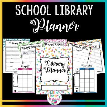 School Library Planner