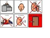School Lock Down Drill Drill Cards