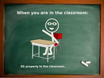 School Manners Social Skills Instruction