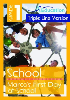 School - Marco's First Day at School (with 'Triple-Track W