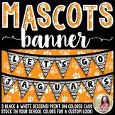 School Mascot Banner {Let's Go Jaguars!}