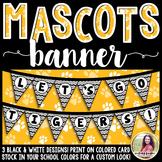School Mascot Banner {Let's Go Tigers!}