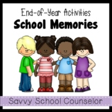 School Memories Activity