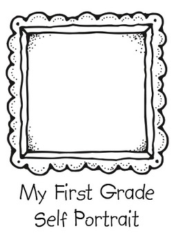 School Memories Book 1st Grade
