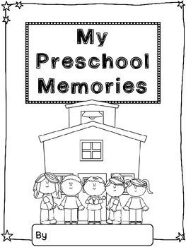 School Memory Book {Preschool to 2nd Grade}
